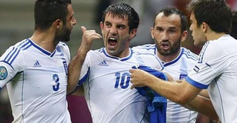 DISPAIR AND DEFEAT FOR RUSSIA AND POLAND AS CZECH AND GREECE CRUISE TO THE NEXT LEVEL