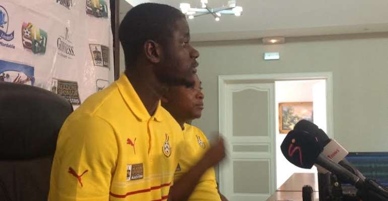 Jonathan Mensah dismisses quality concerns in Ghana camp, all the best defenders are here
