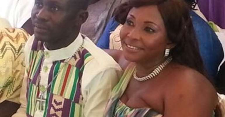 Kyeiwaa Filed For Divorce