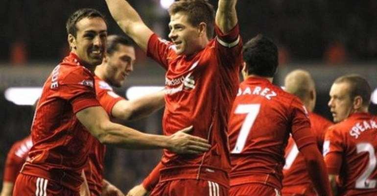 Gerrard 'would consider' Liverpool job
