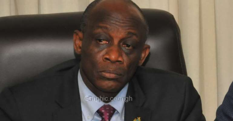 Economy on road to recovery - Terkper