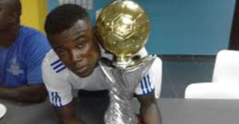 No shaky: Jackson Owusu eyes Kotoko league triumph
