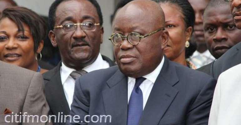 Akufo-Addo Apologises To NPP Elders