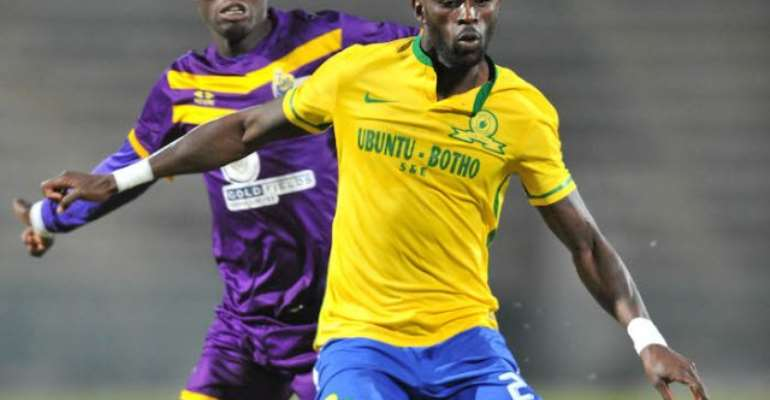 CAF CC: Medeama without key defender for clash against TP Mazembe
