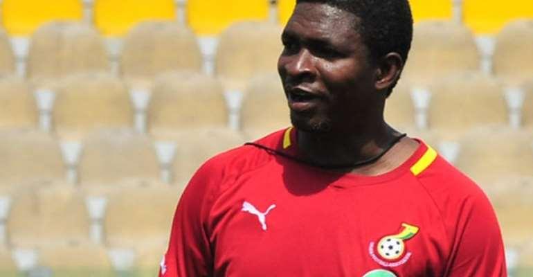 Deputy Black Stars coach Maxwell Konadu refutes calls to use local Black Stars for Rwanda game in September