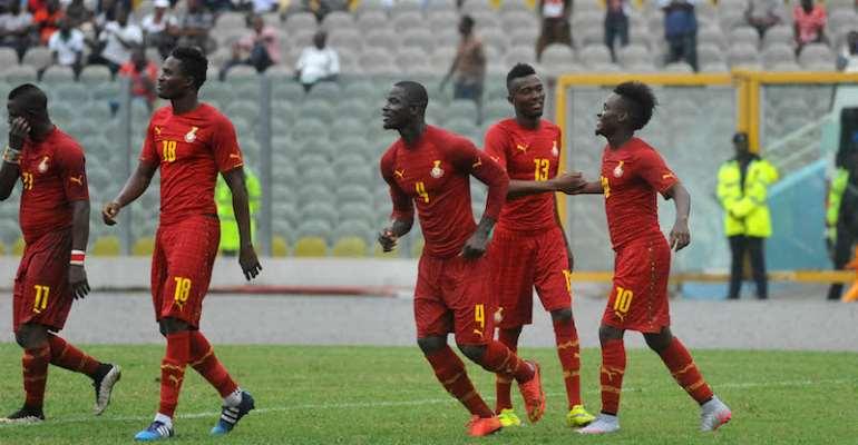 Ghana coach Avram Grant lauds dexterity of players