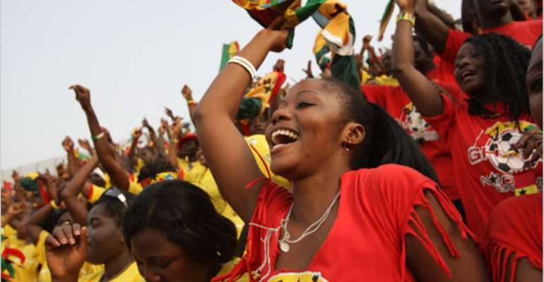 Ghana Will Be Taking Supporters To Back Black Stars In Volatile Cairo