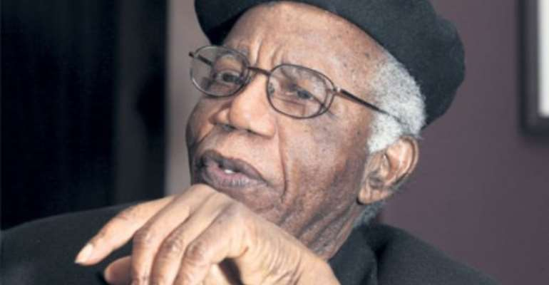Chinua Achebe's 'Arrow Of God' Hits The Stage