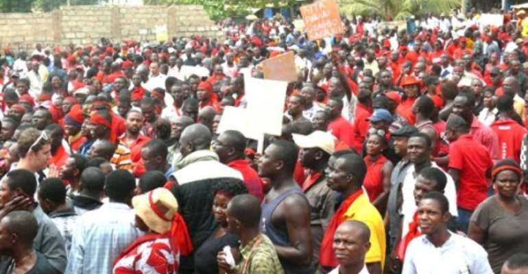 Group Threatens Massive Protests On Ghana's Independence Day 2015