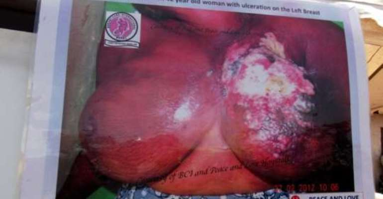 Two organisations collaborate on Breast Cancer Awareness