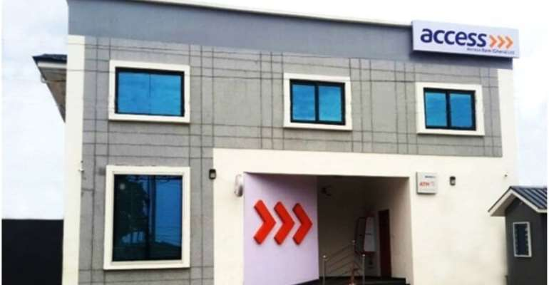 Access Bank opens two new branches