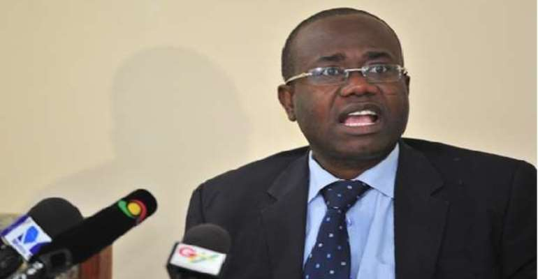 RACISM: Nyantakyi questions motives of British media in match fixing reports