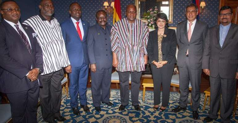 Ghana, Mauritius to develop ICT Park at Tema