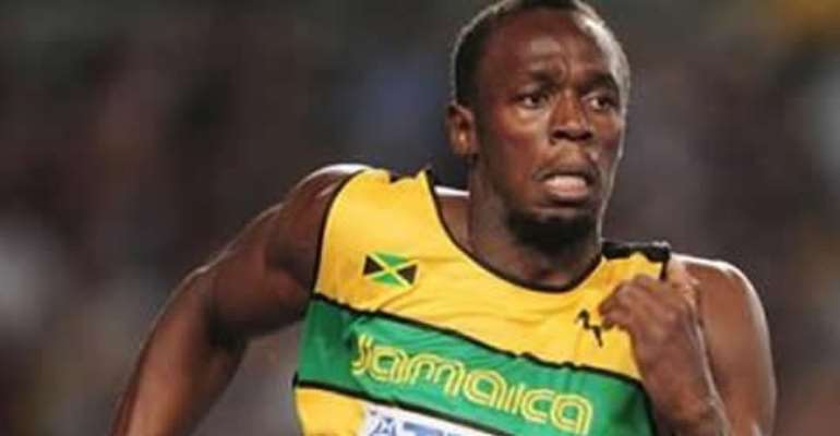 Bolt reclaims world title in 100 meters