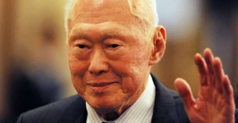 Democracy is not the Panacea for Development: My Tribute to Lee Kuan Yew