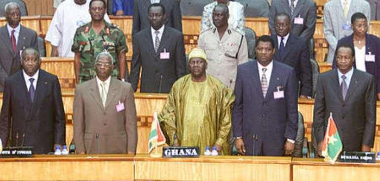Ghana to host ECOWAS Summit