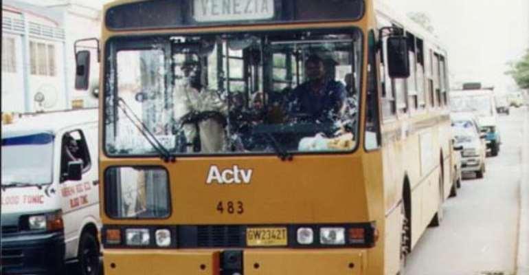 Mass transport service starts today
