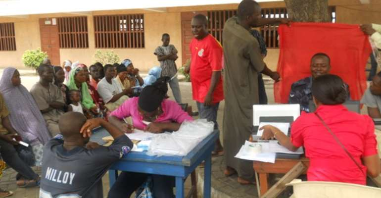Birim Central MCE urges party agents to abide by electoral code