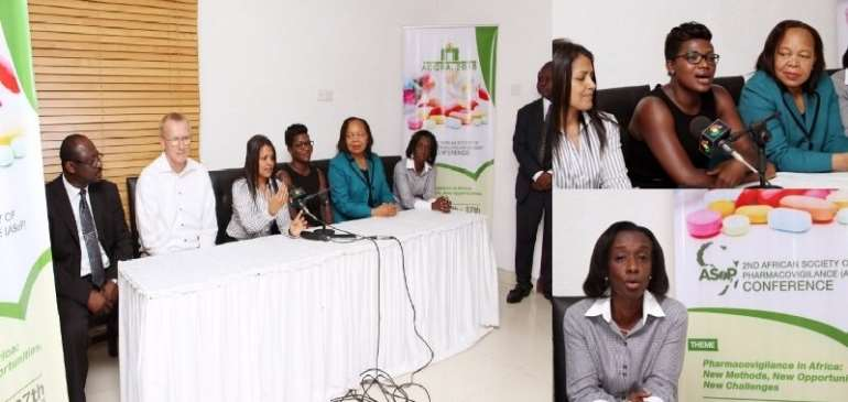 Stakeholders launch Pan-African Pharmacovigilance Conference in Accra