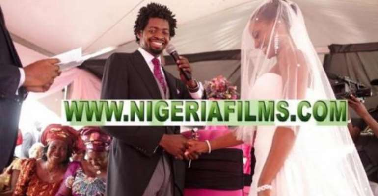 ACE COMEDIAN BASKETMOUTH'S WIFE DELIVERS BABY GIRL