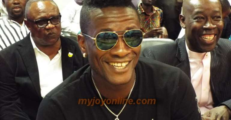 Black Stars will do well in my absence -Gyan
