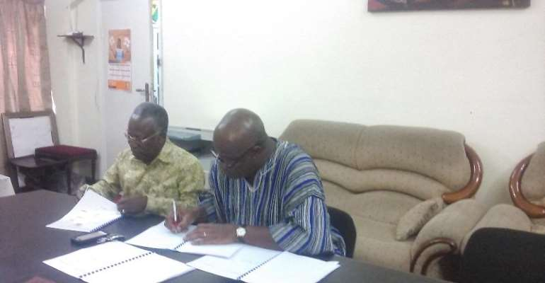 MoU signed to preserve Ghana's natural, historical sites