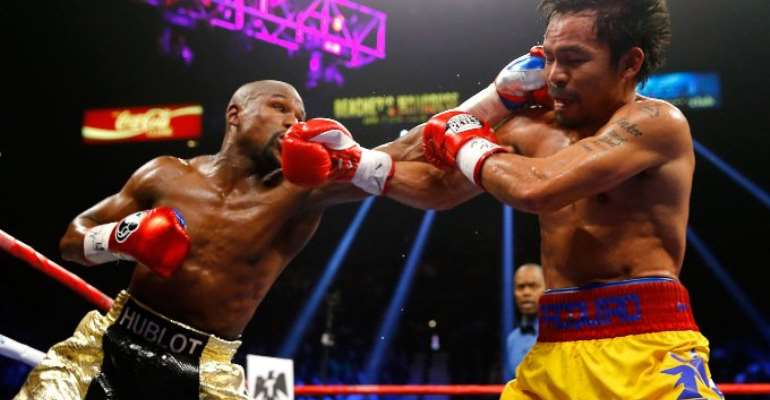 Floyd Mayweather Jr 'agrees to Manny Pacquiao rematch'
