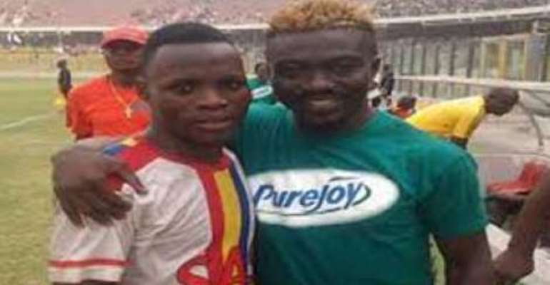 Target: I want to be Hearts greatest Player ever - Samudeen Ibrahim