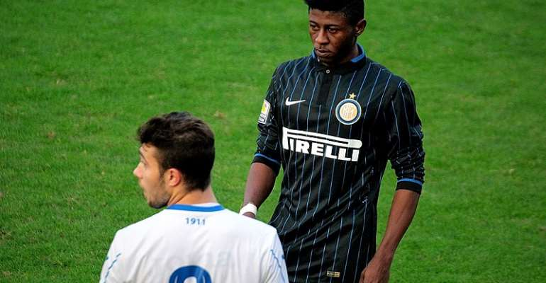 Samuel Appiah: Ghanaian wunderkind powers Inter Milan to Viareggio Cup final after netting brace against Roma