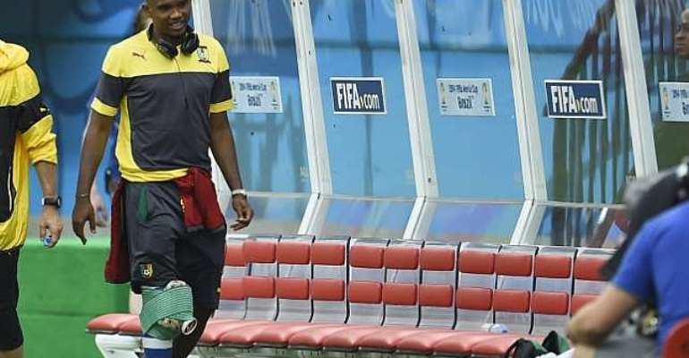 Cameroon captain Samuel Eto'o set to hit back at critics