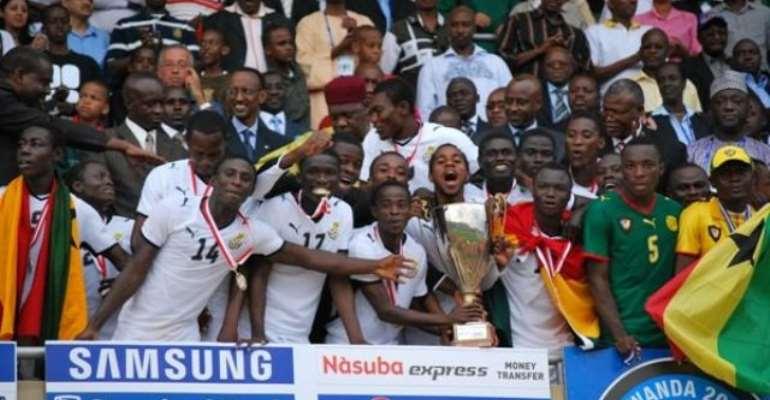 Ghana leads in talents