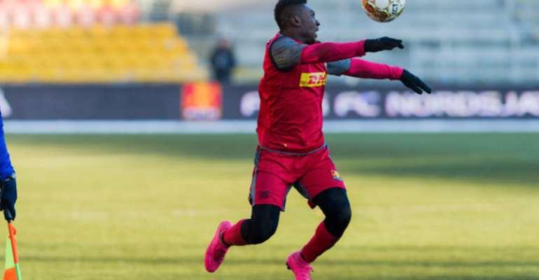 Danish side Nordsjaelland sign former Right to Dream Academy defender Dominic Oduro
