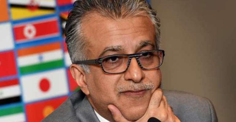 Sheikh Salman Bin Ibrahim Al Khalifa: Asian Football Confederation president Sheikh Salman Bin Ibrahim Al Khalifa rejects Australia expulsion claims
