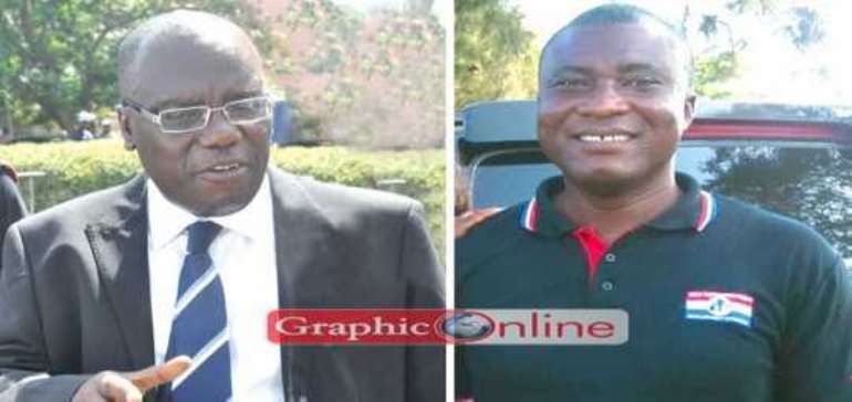 Sir John, Adorye convicted of contempt, fined GHS7,000