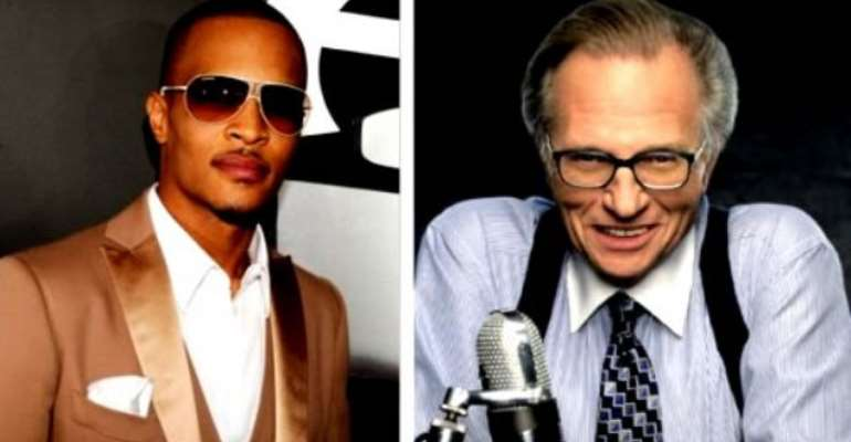 T.I. CONFESSES TO KING