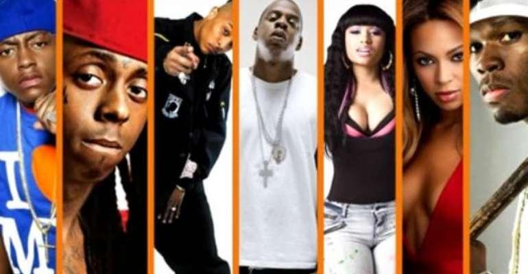 Hahahaha...LMHO! Usher Raymond A 'SAKAWA BOY' And Jay-Z's Real Name 'KOJOVI BLESSING'? OMG!