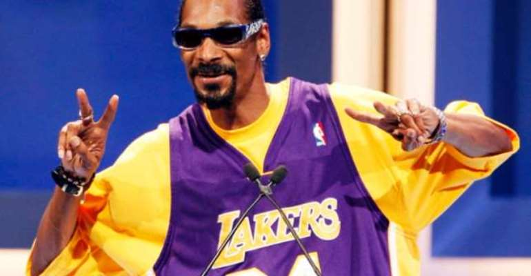 Eat Alligator Souffle: Snoop Dogg tells Charles Barkley after Lakers' first win