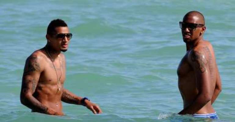 Kevin-Prince Boateng: Ghanaian supports brother Jerome amidst politician's controversial remarks