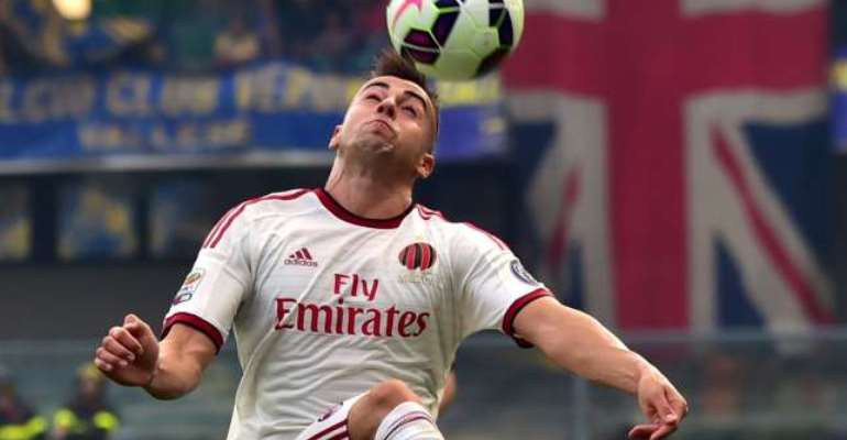 Stephan El Shaarawy angry with performance despite Milan win