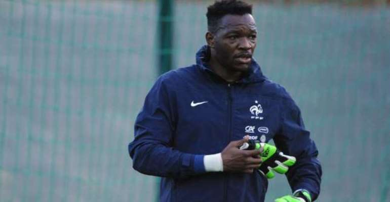 Resurgence: Steve Mandanda backs Marseille to bounce back