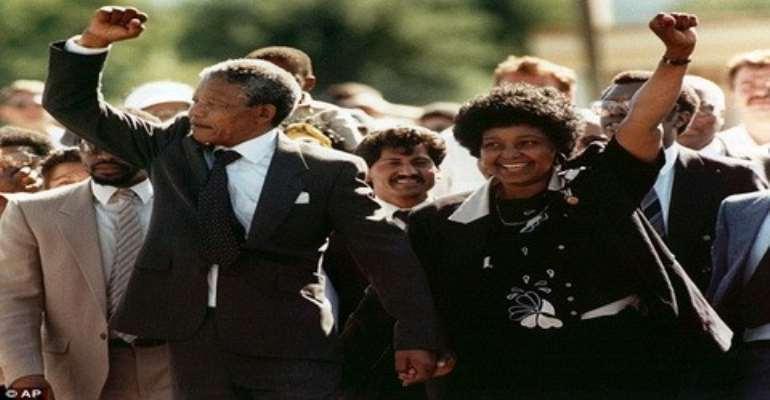 Mahama: Mandela's Long Walk Became Africa's Journey