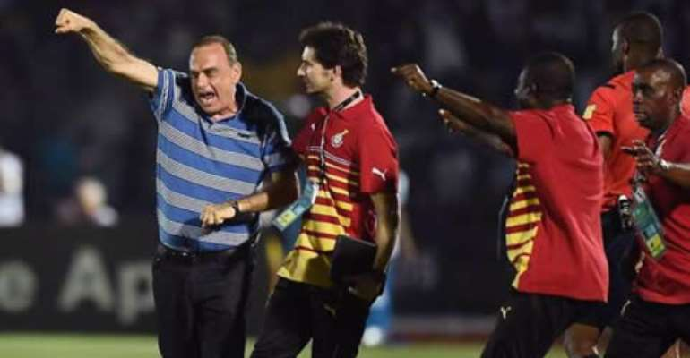 We are ready for penalty possibilities- Avram Grant