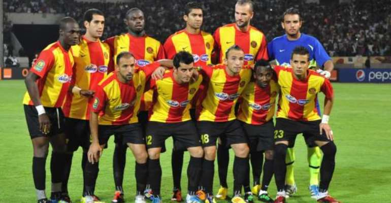 Hearts 1-1 Esperance: Accra Hearts of Oak crash out of Caf competition