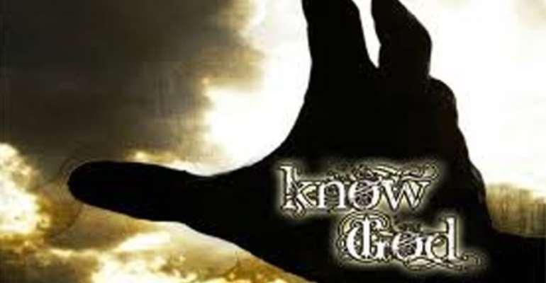 devotional know God
