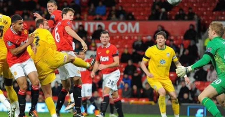 Man United 1 Crystal Palace 2