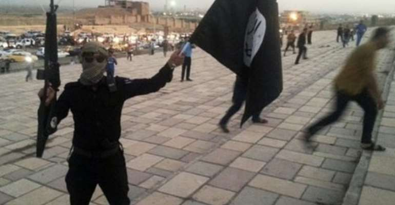 Ghanaian girl joins ISIS