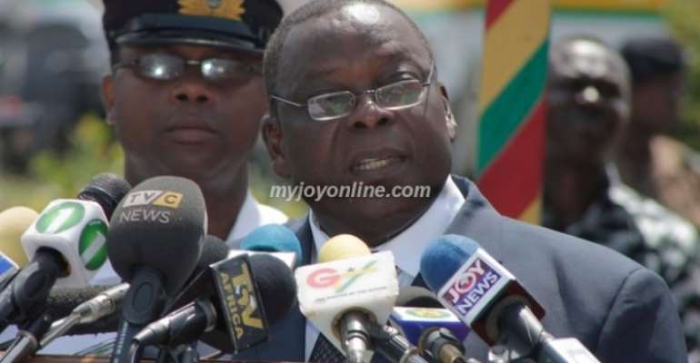 I discovered police recruitment scam last year - Mark Woyongo