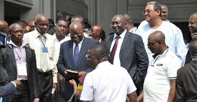 Ghana's Election Petition: A Matter Of Justice Or Peace?