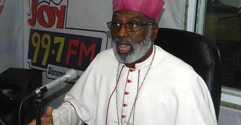 Metropolitan Archbishop of Accra, Most Rev. Charles Palmer Buckle