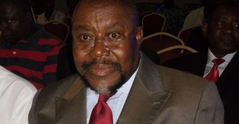 Dr Nyaho Tamakloe